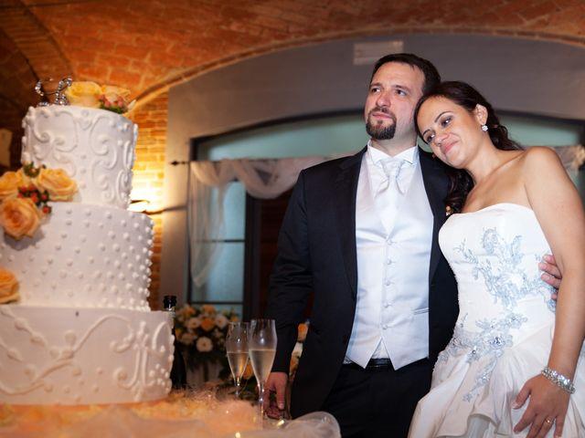 Il matrimonio di Carlo e Elisa a Colorno, Parma 100