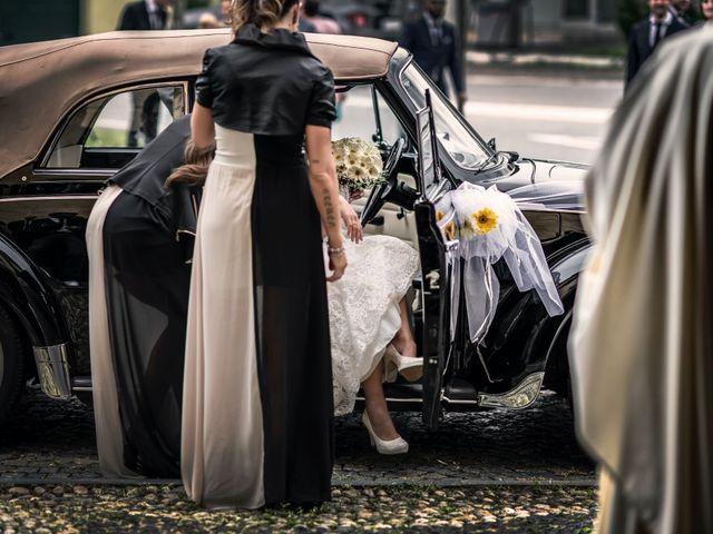 Il matrimonio di Antonio e Vanessa a Saluzzo, Cuneo 24