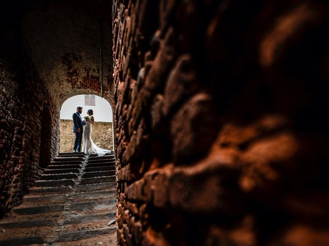 Il matrimonio di Antonio e Vanessa a Saluzzo, Cuneo 44