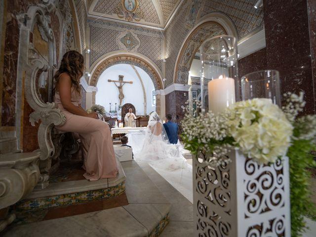 Il matrimonio di Giuseppe e Tonia a Isola di Capo Rizzuto, Crotone 16