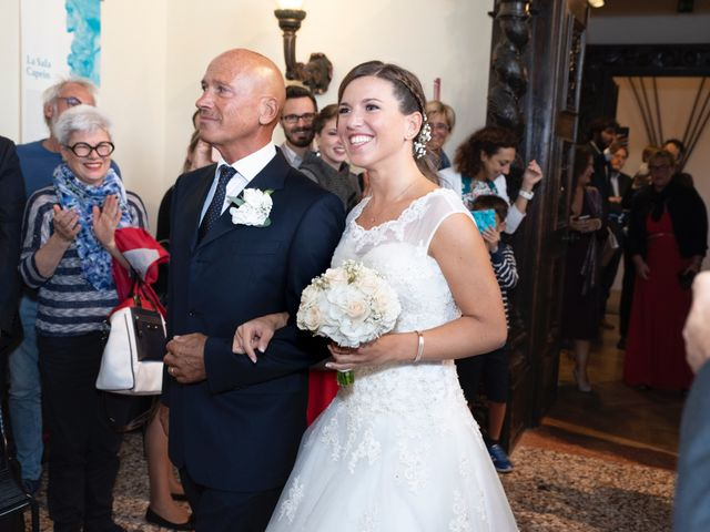 Il matrimonio di Giulia e Matteo a Trieste, Trieste 9