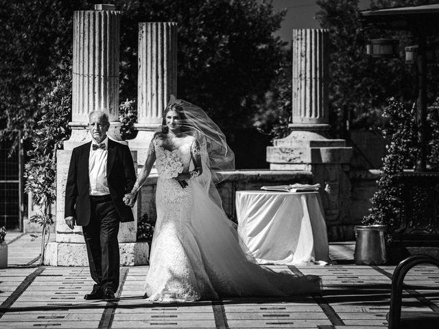 Il matrimonio di Andrea e Sara a Roma, Roma 26