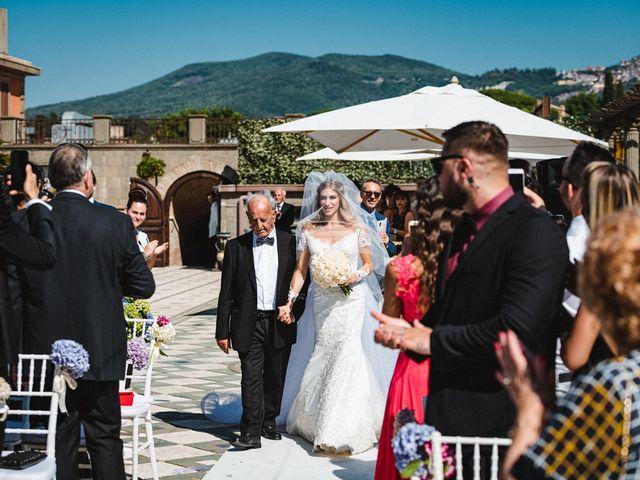 Il matrimonio di Andrea e Sara a Roma, Roma 27