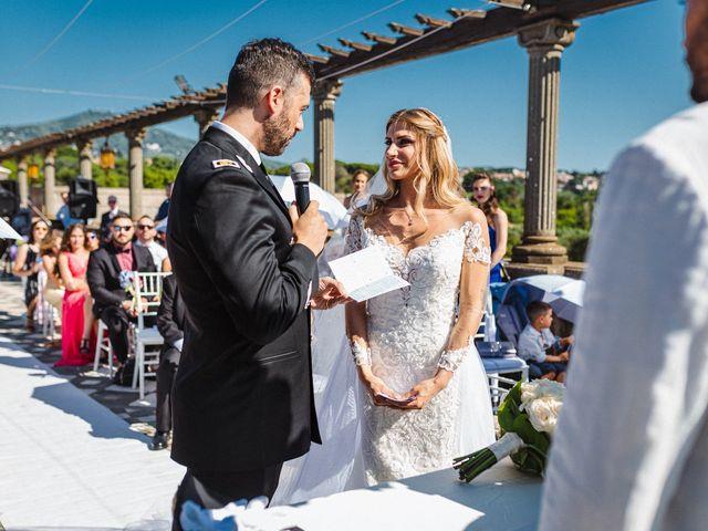 Il matrimonio di Andrea e Sara a Roma, Roma 36