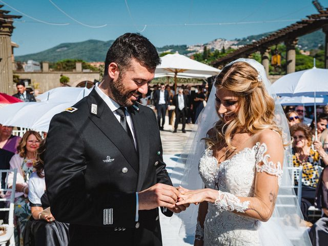 Il matrimonio di Andrea e Sara a Roma, Roma 39