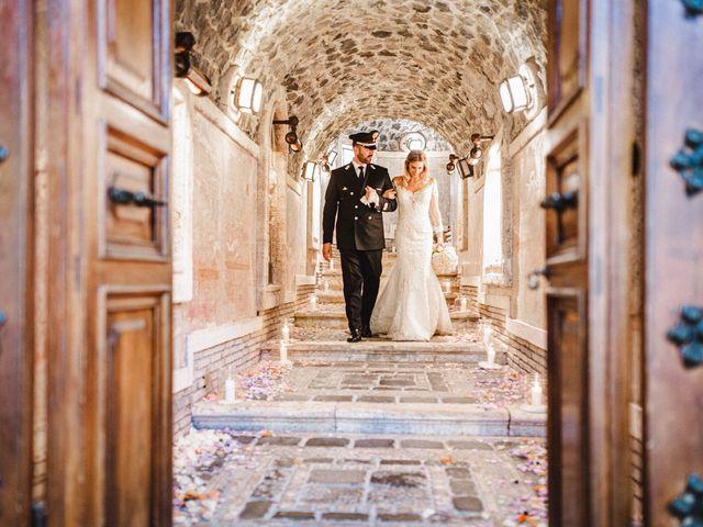 Il matrimonio di Andrea e Sara a Roma, Roma 51