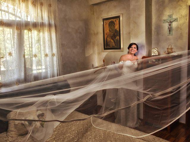 Il matrimonio di Salvatore e Alessandra a Lucera, Foggia 8