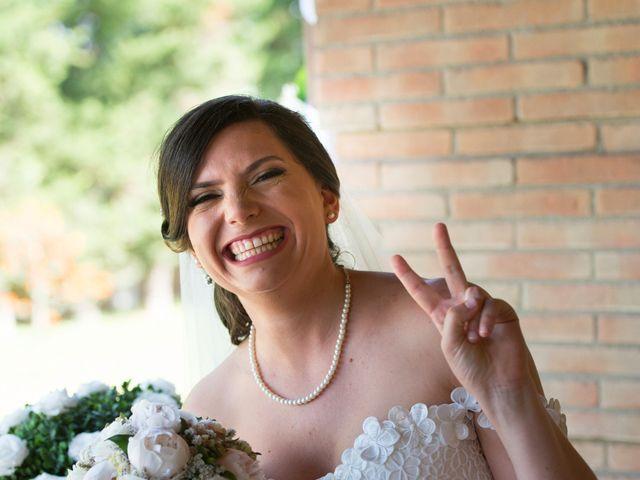Il matrimonio di Salvatore e Alessandra a Lucera, Foggia 10