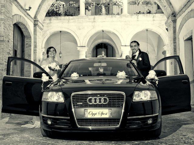 Il matrimonio di Salvatore e Alessandra a Lucera, Foggia 17