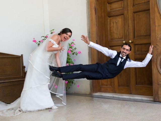 Il matrimonio di Salvatore e Alessandra a Lucera, Foggia 18