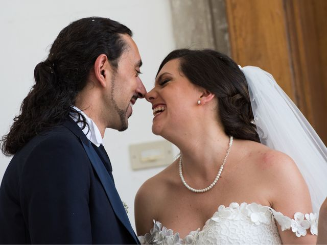 Il matrimonio di Salvatore e Alessandra a Lucera, Foggia 22
