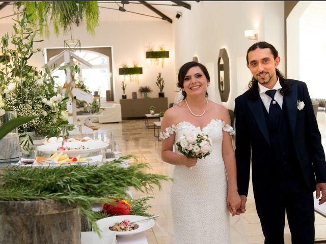 Il matrimonio di Salvatore e Alessandra a Lucera, Foggia 28