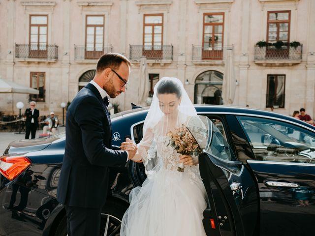 Il matrimonio di Daniela e Giuseppe a Siracusa, Siracusa 35