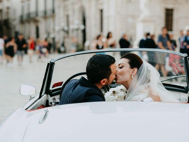Il matrimonio di Daniela e Giuseppe a Siracusa, Siracusa 44