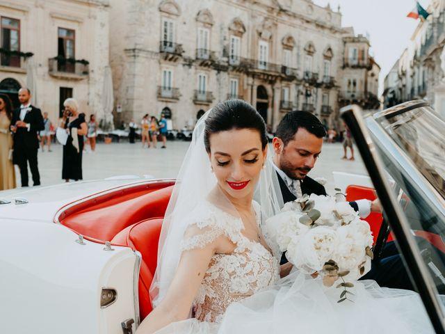 Il matrimonio di Daniela e Giuseppe a Siracusa, Siracusa 45