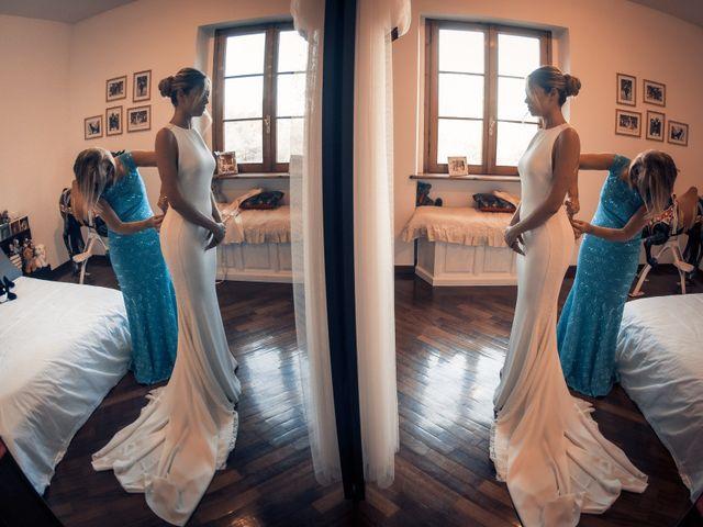 Il matrimonio di Mattia e Valeria a Bracciano, Roma 4