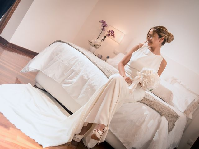 Il matrimonio di Mattia e Valeria a Bracciano, Roma 5