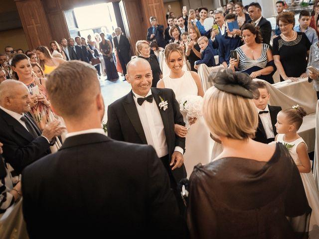 Il matrimonio di Mattia e Valeria a Bracciano, Roma 8