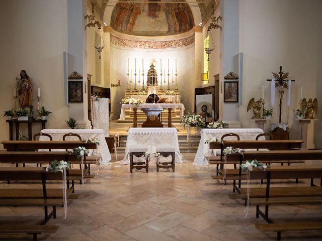 Il matrimonio di Alessio e Marta a Rovolon, Padova 28