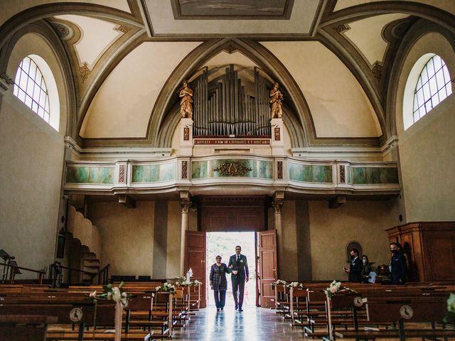 Il matrimonio di Alessio e Marta a Rovolon, Padova 33