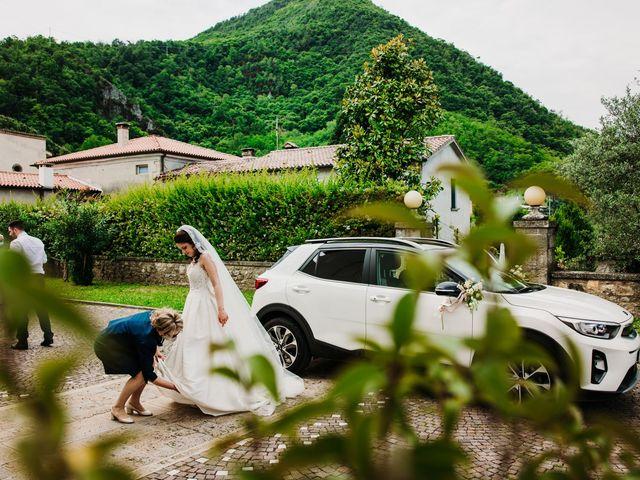 Il matrimonio di Alessio e Marta a Rovolon, Padova 37