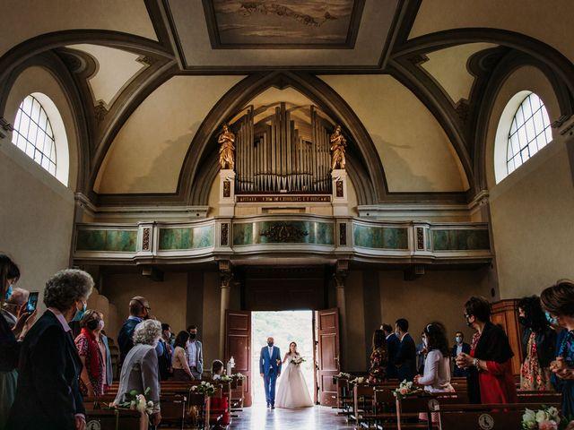 Il matrimonio di Alessio e Marta a Rovolon, Padova 38