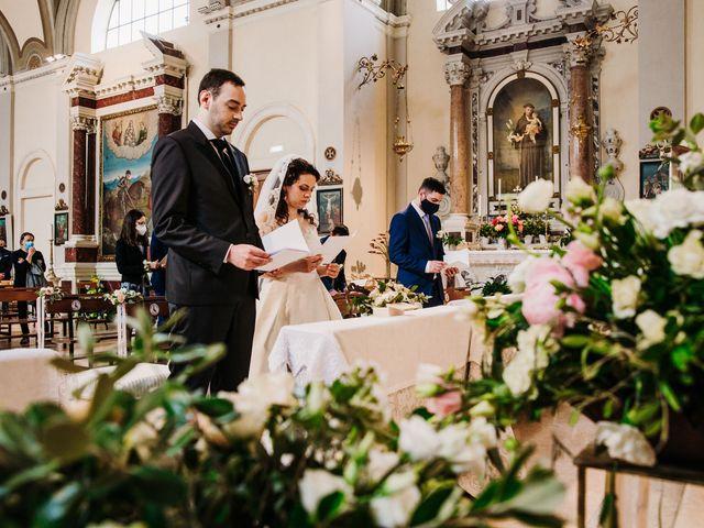 Il matrimonio di Alessio e Marta a Rovolon, Padova 41