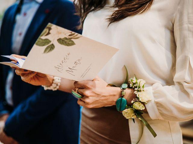 Il matrimonio di Alessio e Marta a Rovolon, Padova 42