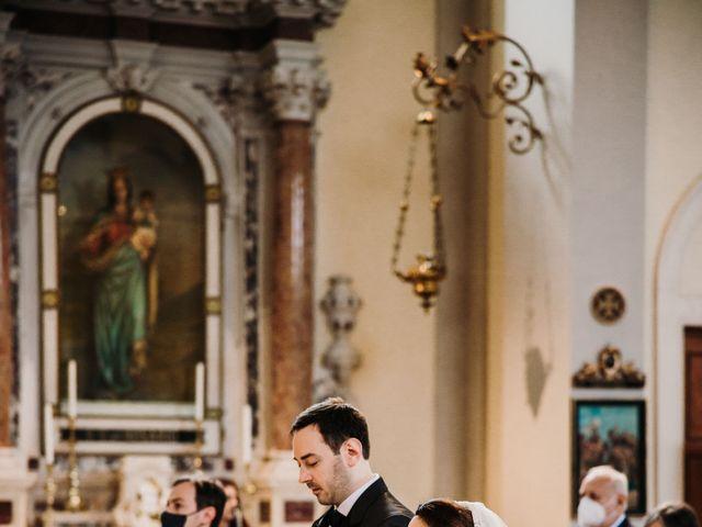 Il matrimonio di Alessio e Marta a Rovolon, Padova 43