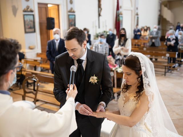 Il matrimonio di Alessio e Marta a Rovolon, Padova 44