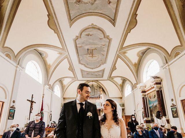 Il matrimonio di Alessio e Marta a Rovolon, Padova 47