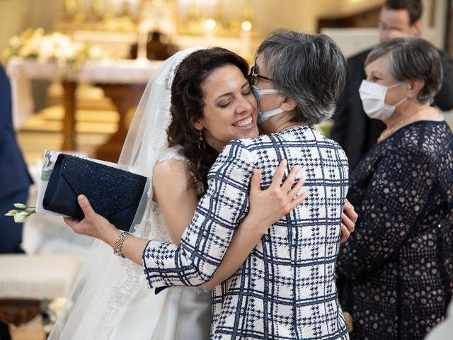 Il matrimonio di Alessio e Marta a Rovolon, Padova 48