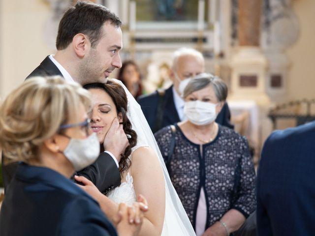 Il matrimonio di Alessio e Marta a Rovolon, Padova 49
