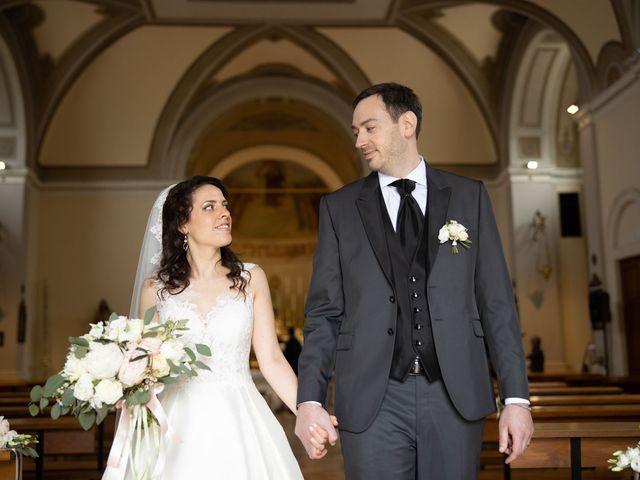 Il matrimonio di Alessio e Marta a Rovolon, Padova 51