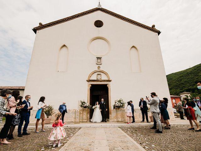 Il matrimonio di Alessio e Marta a Rovolon, Padova 52