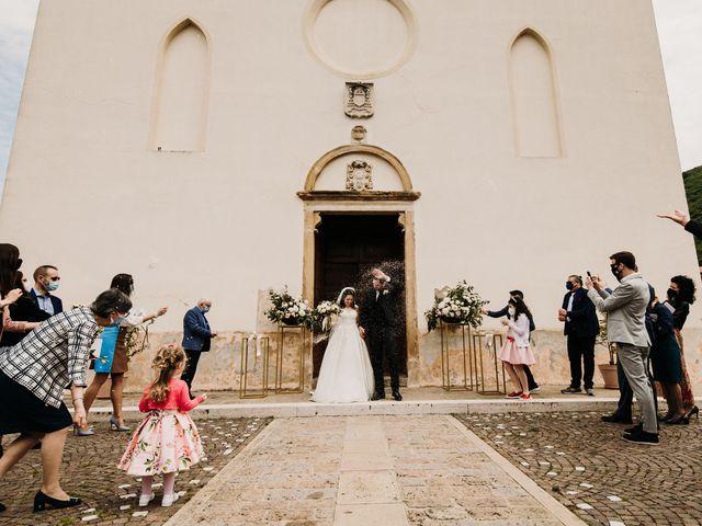 Il matrimonio di Alessio e Marta a Rovolon, Padova 53