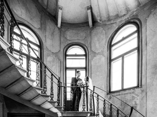 Il matrimonio di Alessio e Marta a Rovolon, Padova 60
