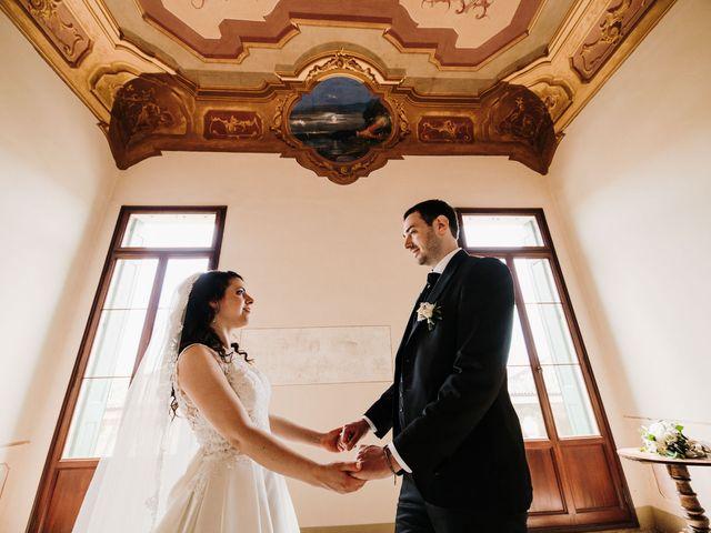 Il matrimonio di Alessio e Marta a Rovolon, Padova 62