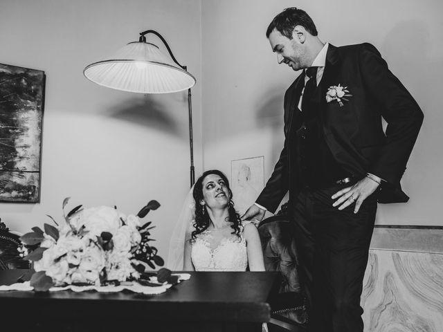 Il matrimonio di Alessio e Marta a Rovolon, Padova 65