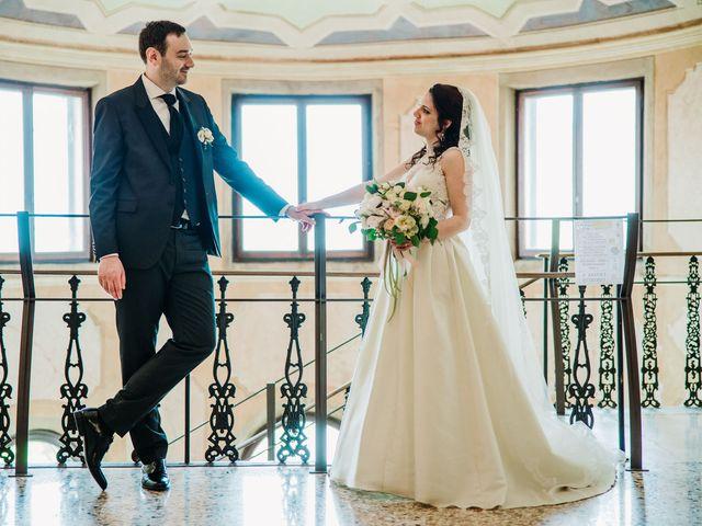 Il matrimonio di Alessio e Marta a Rovolon, Padova 66