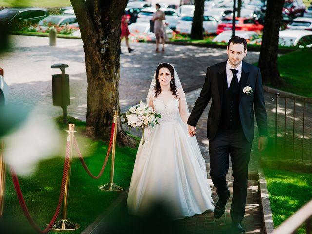 Il matrimonio di Alessio e Marta a Rovolon, Padova 74