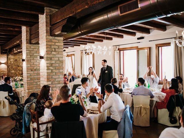 Il matrimonio di Alessio e Marta a Rovolon, Padova 76