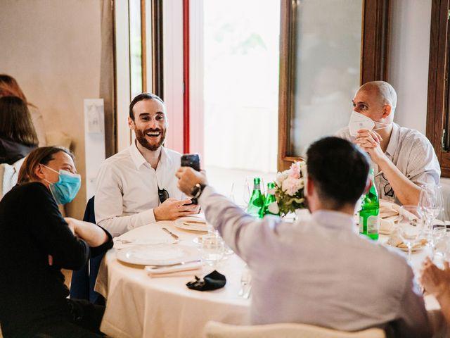 Il matrimonio di Alessio e Marta a Rovolon, Padova 77