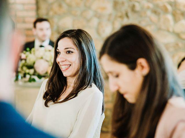 Il matrimonio di Alessio e Marta a Rovolon, Padova 79
