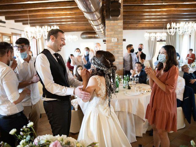 Il matrimonio di Alessio e Marta a Rovolon, Padova 85