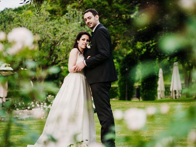 Il matrimonio di Alessio e Marta a Rovolon, Padova 1