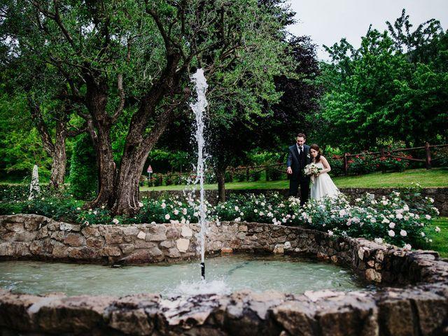 Il matrimonio di Alessio e Marta a Rovolon, Padova 93
