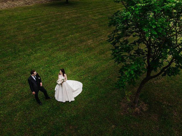 Il matrimonio di Alessio e Marta a Rovolon, Padova 97
