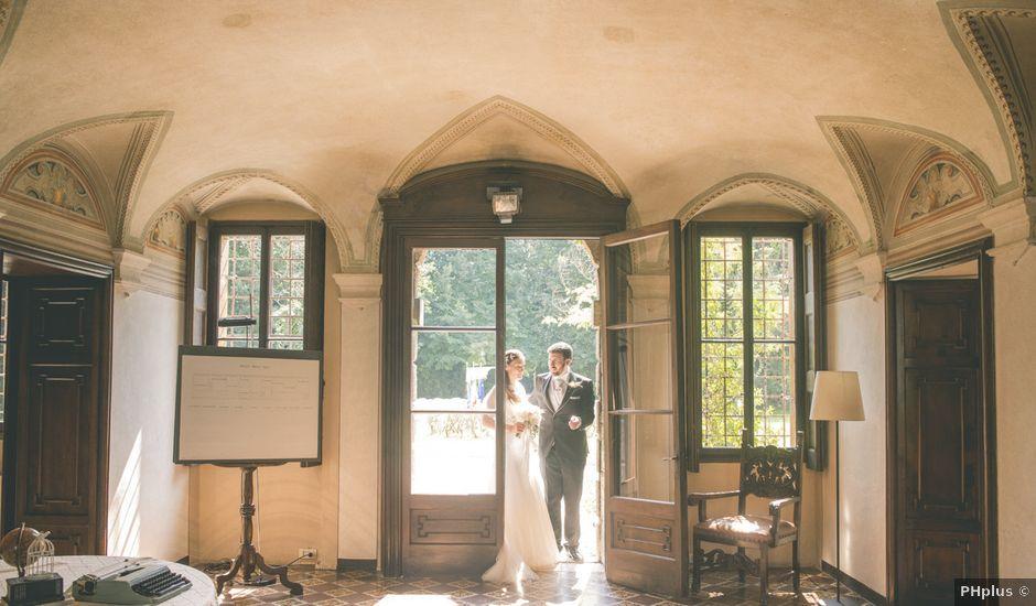 Il matrimonio di Luca e Mariapia a Verona, Verona