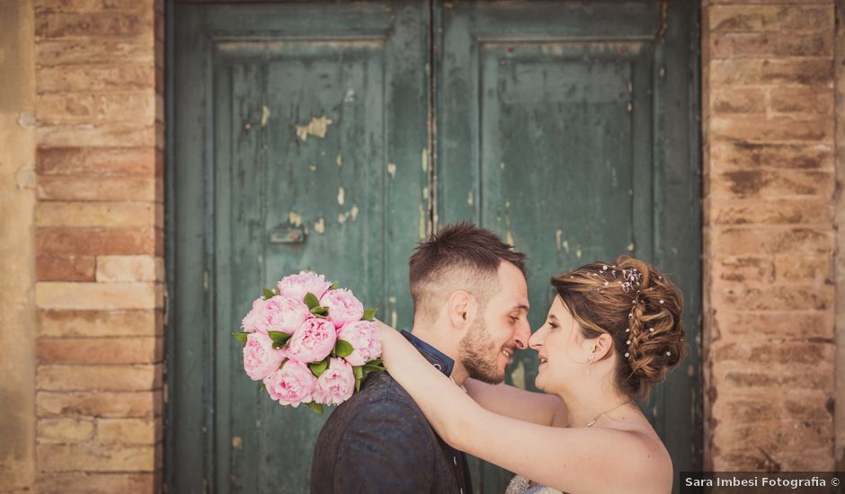 Il matrimonio di Giacomo e Pamela a Pesaro, Pesaro - Urbino